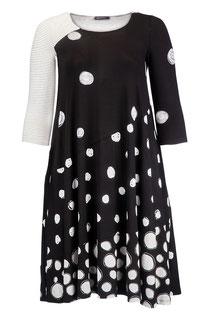 Sommerkleid aus Viskose/Elastan