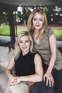 Jeniffer Singer und Nicole Stocker, Geschäftsführer Nanny-Flex GmbH