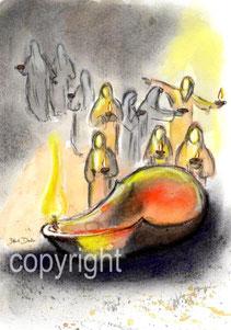 die zehn Jungfrauen