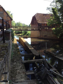100 Schlösserroute Nord, Wassermühle