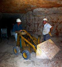 Minenarbeit