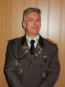 1. Präsident Mario Glyschewski