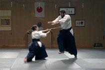 Aikido Kobayashi Armes