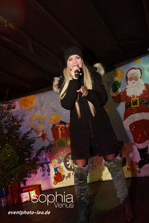 Sophia Venus / Weihnachten / Schlager / eventphoto