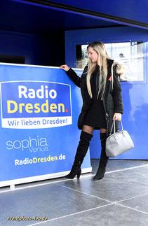 Sophia Venus / Schlager / eventphoto- leo / Dresden
