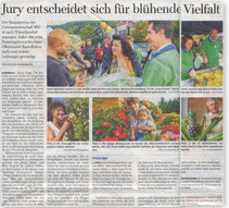 Bild: Teichler Wünschendorf Erzgebirge Presse
