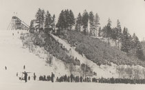 Bild: Teichler Wünschendorf Erzgebirge 1956