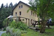 Bild: Teichler Schwarzmühle Wünschendorf Erzgebirge