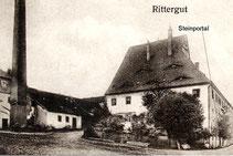 Bild: Wünschendorf Erzgebirge Teichler Rittergut
