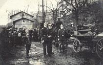 Bild: Feuerwehr Wünschendorf 1932
