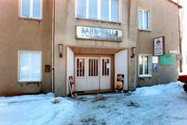 Bild: Wünschendorf Jahn-Halle Dorfclub 1992