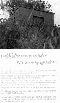 Bild: Teichler Wünschendorf Erzgebirge 20 Jahre DDR