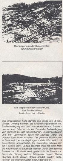 Bild: Wünschendorf Erzgebirge Wasser Enger