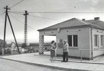Bild: Postwesen Wünschendorf Erzgebirge 1971