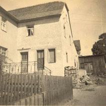 Bild: Wünschendorf Münzner Gaststätte Erzgebirge
