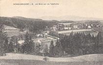 Bild: Teichler Wünschendorf Böhmen 1920
