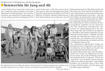 Bild: Wünschendorf Chronik 2009