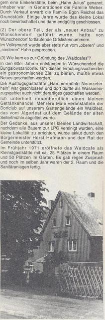 Bild: Teichler Wünschendorf Erzgebirge Stolzenhain Drescher