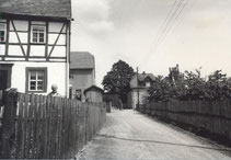 Bild: Wünschendorf Bergstraße 1970