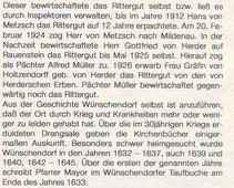 BIld: Teichler Rittergut Wünschendorf Krauß