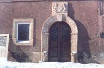Bild: Wünschendorf Erzgebirge Steinportal 1995