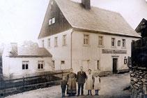 Bild: Postwesen Wünschendorf Lößer