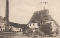 Bild: Teichler Wünschendorf Erzgebirge Rittergut