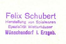 Bild: Wetterhäuschen Wünschendorf Schubert