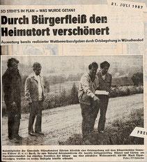 Bild: Wünschendorf 1987