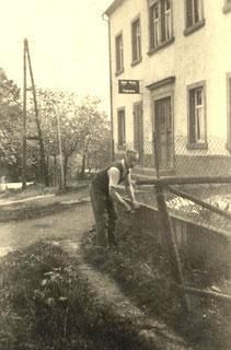 Bild: Wünschendorf Erzgebirge Tabakwaren Berger