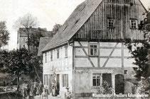 Bild: Wünschendorf Preißlers Kolonialwaren 1907