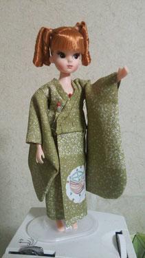 初代リカちゃんの着物