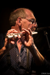 Jean Jacques Chatelain l'âme du Jazz au Colombier