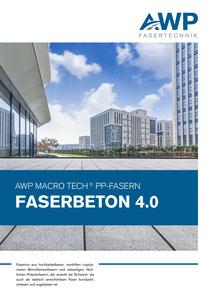 AWP Prospekt Faserbeton 4.0 mit Kunststofffasern