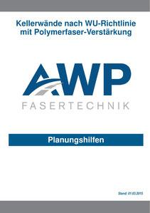 AWP Bemessungstabellen für WU-Keller