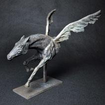Pegasus | Bronze | Alexandra Kapogianni-Beth | www.bildhauerwerke-ak.de