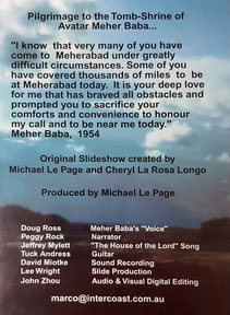 DVD - Back cover
