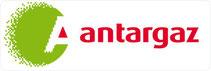 Toutes les bouteilles de gaz de la marque Antargaz
