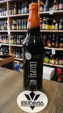 FiftyFifty Eclipse Imperial Stout 2013 Tangerine Wax (High West Bourbon Cask Barrel Aged)