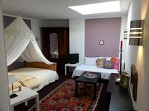 """Die Zimmer """"Kerp"""" in Ahrweiler sind modern und sauber."""