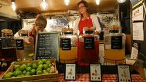 Bern mobile Apero Bar Catering Trauerfeier Hochzeit