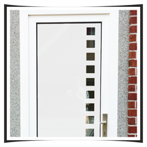 Fensterfolien Milchglasdekor Schutzfolie Sichtschutz