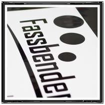 Folienplotts Plottaufkleber freistehende Buchstaben Logo