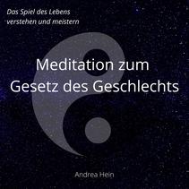 Meditation zum Gesetz des Geschlechts