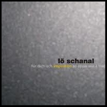 lö schanal inspiration CD cover