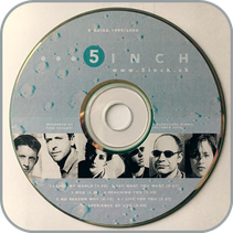 5inch blue files CD