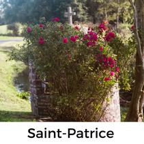 Wandern in Saint-Patrice-en-Claids