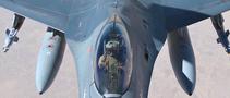 Gli F-16 olandesi bombarderanno l'ISIS in Siria.