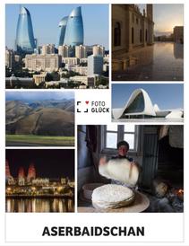 Leinwanddruck Aserbaidschan