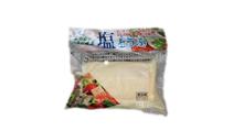 塩漬け熟成させた、チーズのような食感の生食豆腐